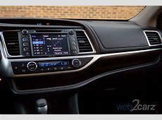2015 Toyota Highlander Hybrid Limited Review Web2Carz