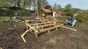 Gartenhaus Auf Stelzen : gartenhaus punktfundament youtube ~ A.2002-acura-tl-radio.info Haus und Dekorationen