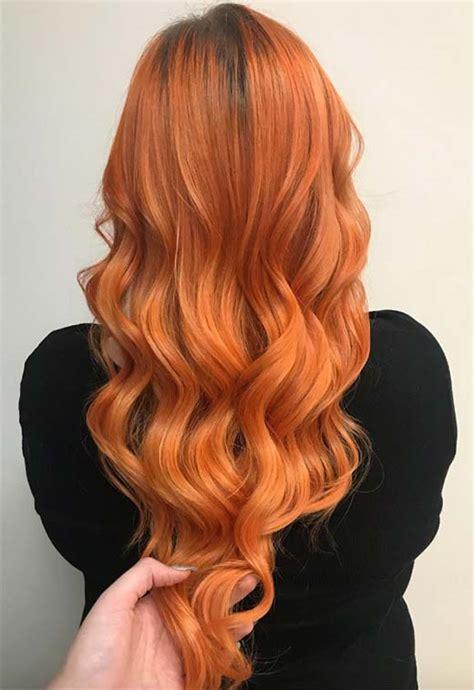 fancy ginger hair color shades  obsess  ginger
