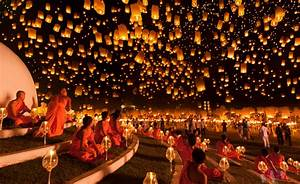 South Korea is lit up with sea of lanterns as Seoul ...