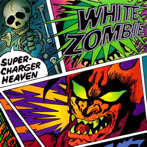 Disturbed Album Artwork by Rock Album Artwork White Zombie Astro Creep 2000