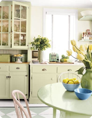 country green kitchen cabinets going green centsational 5978