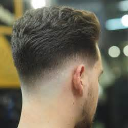 Low Fade Haircut Men