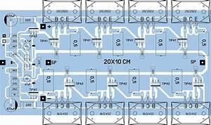 2500w Amp Circuit