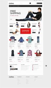 Free prestashop 16 template for Presta shop templates