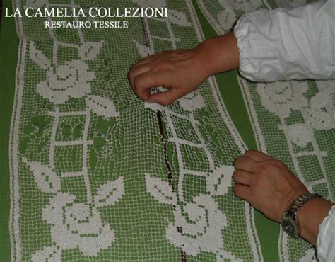 Tendaggi Antichi Restauro Tessuti Antichi La Camelia Collezioni