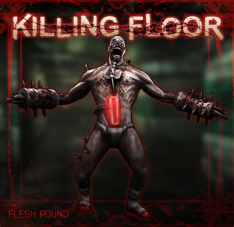 killing floor 2 quarter pound zombie battle killing floor vs left 4 dead general discussion giant bomb