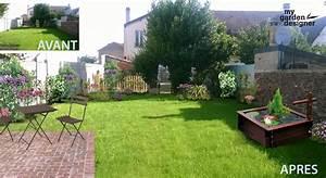 amenager un jardin home design nouveau et ameliore With amenager un jardin paysager