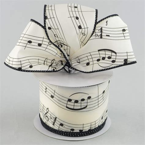 note ribbon  yards ivory rg craftoutletcom