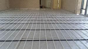 Wet Underfloor Heating  Installation And Training