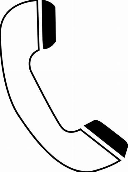 Phone Cell Clip Telephone Clipart Icon Projects