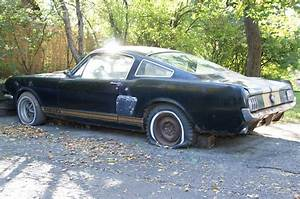 Craigslist Gold! 1966 Shelby G.T. 350H Rare Find - Hot Rod Network