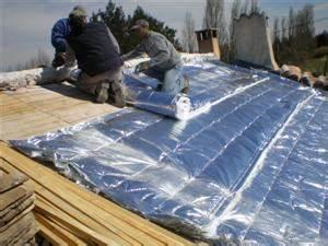 Isolant Mince Sous Toiture : isolant mince r flecteur avant toiture par un couvreur ~ Edinachiropracticcenter.com Idées de Décoration