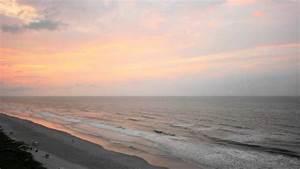 Sunrise Time Lapse Myrtle Beach  Sc