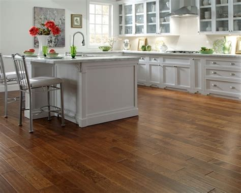 wooden flooring in kitchen waterproof wood flooring for your home renovation 1622