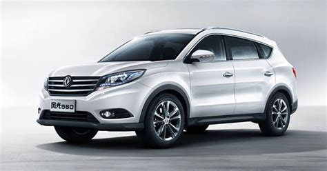 Review Dfsk 580 by Review Mobil Suv China Terbaik Dfsk Sokon 580