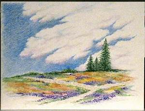 Color Pencil Sketches Landscape | www.imgkid.com - The ...