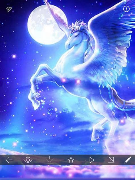 Iphone Home Screen Unicorn Wallpaper by App Shopper Rainbow Unicorn Wallpapers Hd Cool Pony