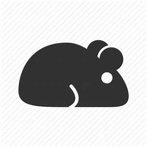 Animal, cuddly, cute, guinea pig, hamster, mouse, pet icon ...