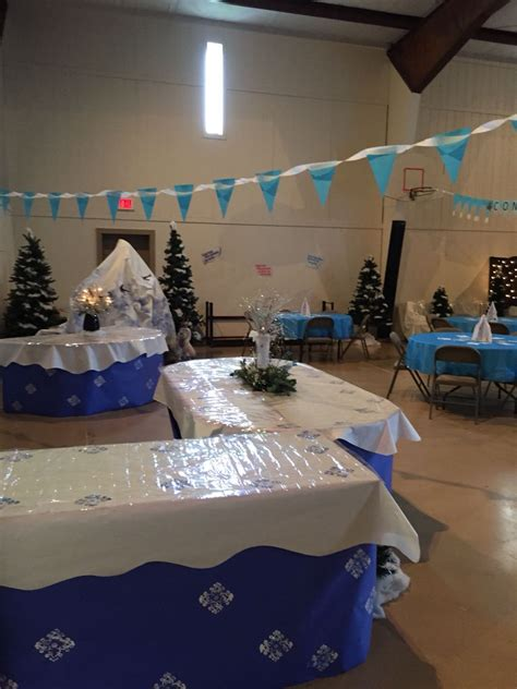 Decorating Ideas For Everest Vbs by Everest Vbs Fundraiser Decor Everest Vbs Decorating