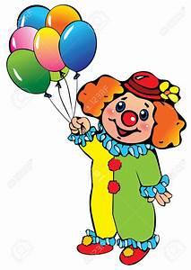 Clipart clown balloon - Clipart Collection   Balloon ...