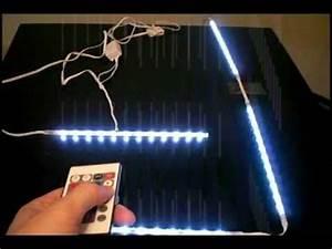 Ikea Led Strip : ikea led lights in the bedroom youtube ~ Watch28wear.com Haus und Dekorationen