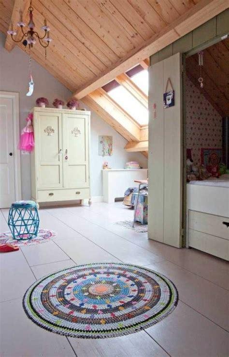 tapis rond chambre fille 120 idées pour la chambre d ado unique