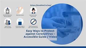 Easy Ways To Protect Against Coronavirus