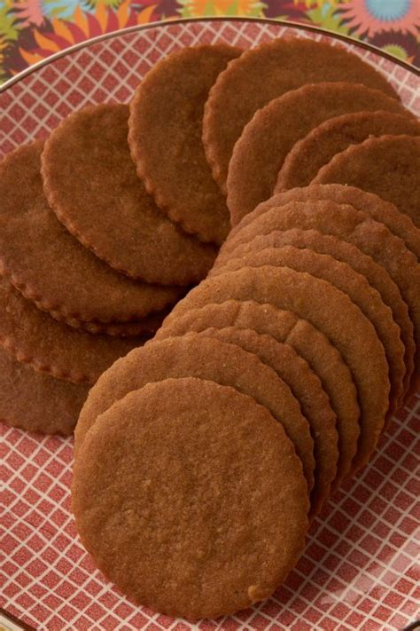 Moravian Spice Cookie Wafers (United States) Recipe   Food