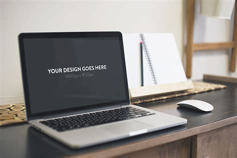 The large collection of free iphone mockup psd templates online! MacBook Pro Mockup Free PSD | Download Mockup
