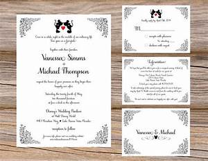1000 ideas about wedding invitation inserts on pinterest for Wedding invitations order of inserts
