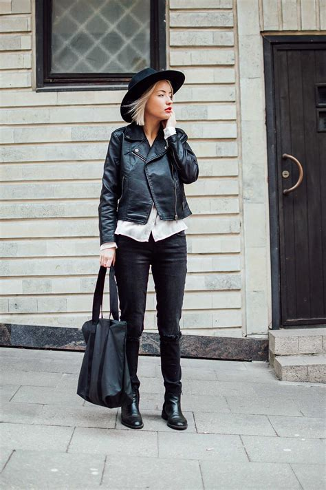 Leather Jacket Season