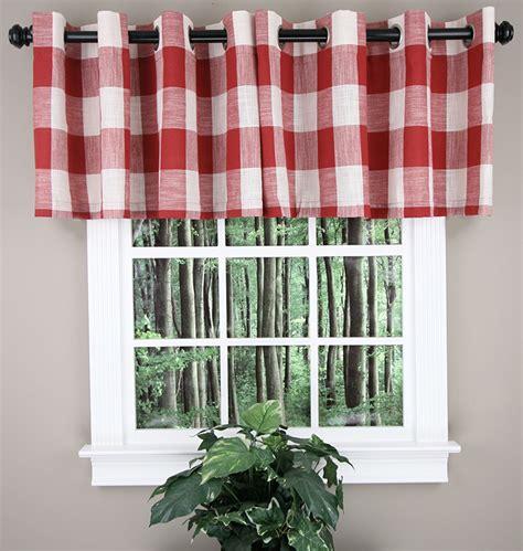 Grommet Valance by Courtyard Grommet Kitchen Curtain Valance Lhf