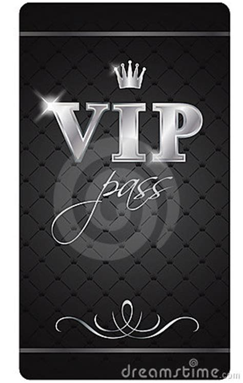 vip pass royalty  stock images image