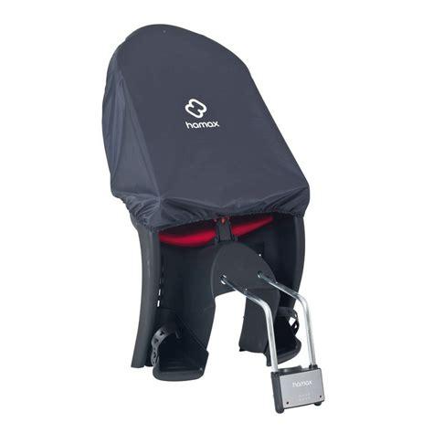 siege bebe hamax hamax protection pluie siège bébé cyclable