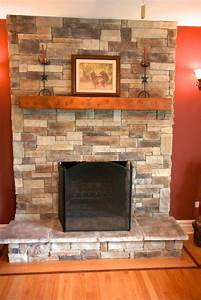 Does my stone fireplace have to extend to the ceiling for Star stone fireplaces stone fireplaces