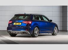 Audi S3 Sportback 2018 review stealth speed CAR Magazine