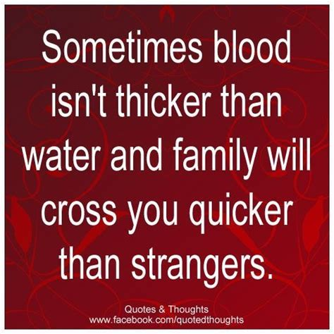 family isnt  blood quotes  blood isnt