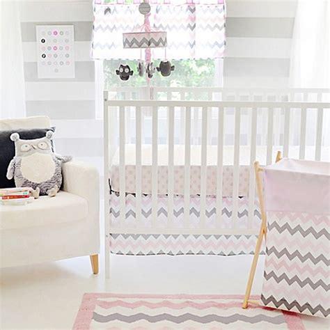 Baby Crib Bedding Chevron by My Baby Sam Chevron Baby Crib Bedding Collection Set In