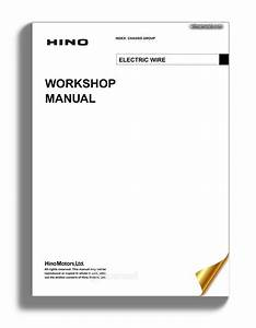 Hino Wiring Diagram All
