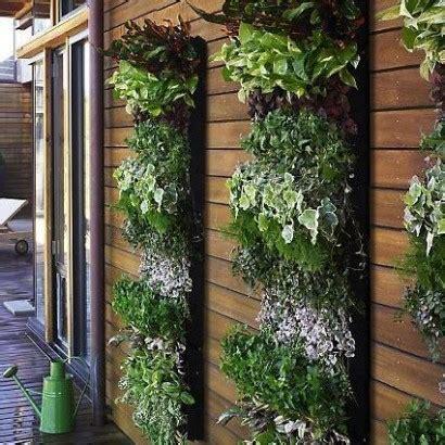 Vertical Herb Garden Design by Design Squish Vertical Herb Gardens Gardening