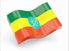 Graafix! Flag of Ethiopia flags