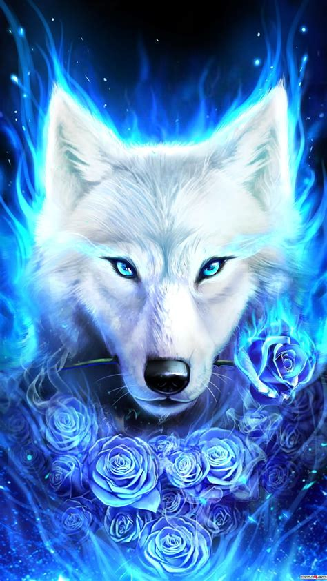 Arctic wolves can be black, grey or white. Descargar Arctic Wolf Live Wallpaper Android Live ...