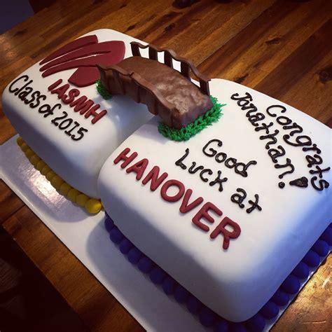 high school  college graduation cake decorating