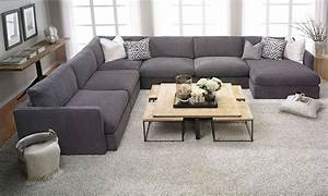 Sectional sofa for small spacemedium size of living for Ethan allen sectional sofa with chaise