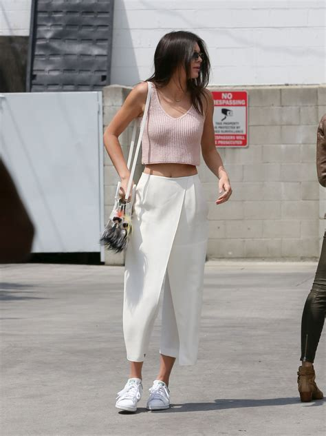 Kendall Jenner Casual Style   Out in LA, April 2015