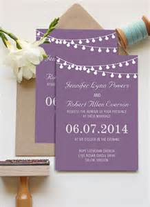 backyard wedding invitations top 10 october wedding colors and wedding invitations for fall 2015