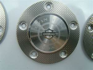 Harley Davidson TIMER COVER, SILVER TWIN CAM 32543-07