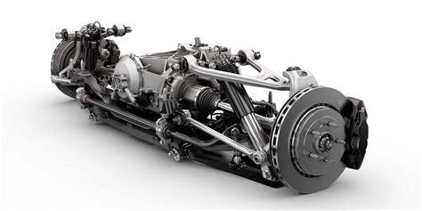 car rear suspension car suspension