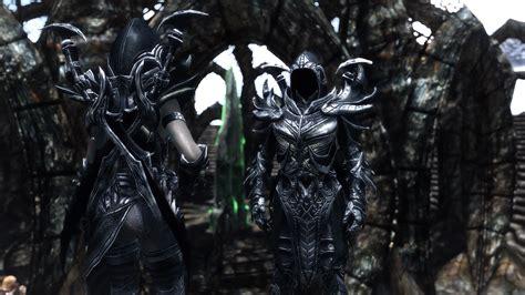 daedric armor mod at skyrim nexus mods and community daedric reaper armor at skyrim nexus mods and community Godly